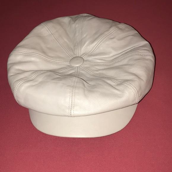 026d24859 Kangol Leather Hat Spitfire